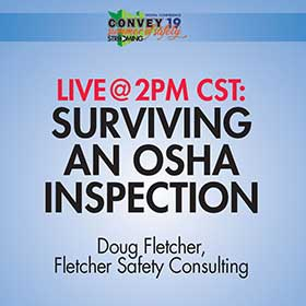Doug Fletcher, Fletcher Safety Consulting